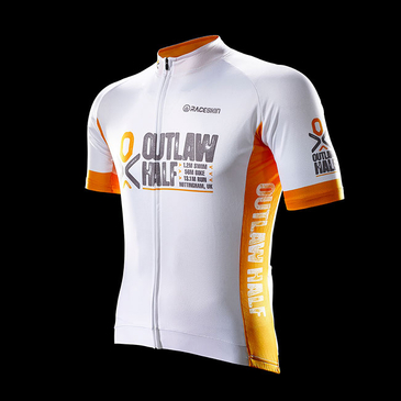 Product image of Outlaw Half White Jersey