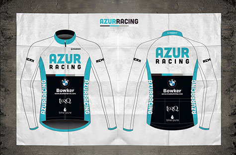 Azur Racing - Windproof Jacket
