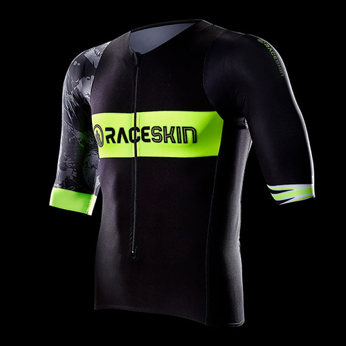 Product image of Fluro Elite Tri Top with Sleeves