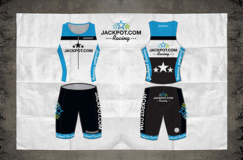 Jackpot Racing - Tri Top & Shorts