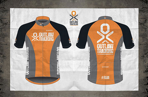 Outlaw Triathlon - S.S.Jersey