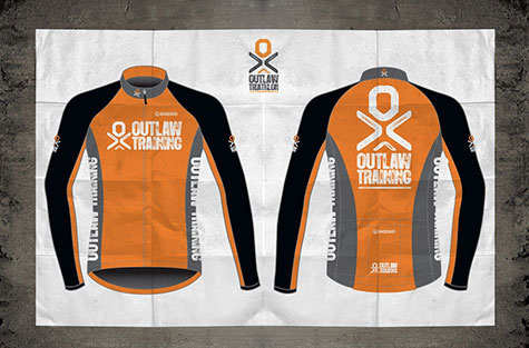 Outlaw Triathlon - Winter Jacket
