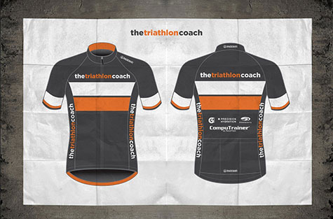 The Triathlon Coach - S.S. Jersey