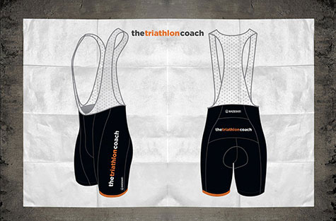 The Triathlon Coach - Bib Shorts