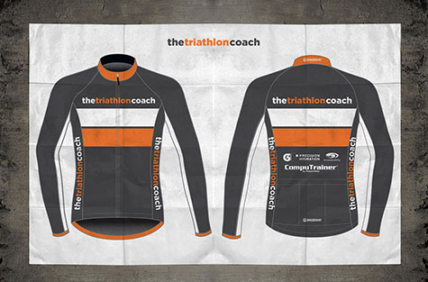 The Triathlon Coach - L.S. Roubaix Jersey