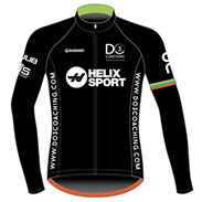 Product image of DO3 Team LS Cycle Jersey