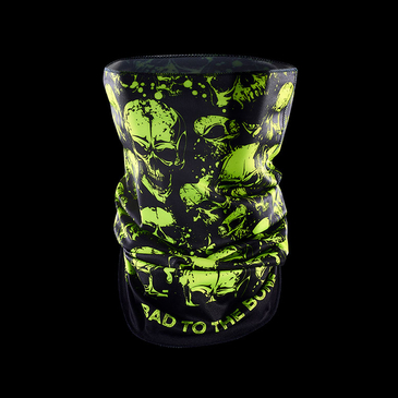 Product image of Raceskin Fluro Skull Buff