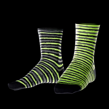 Product image of Raceskin - Fluro Miss-match Socks