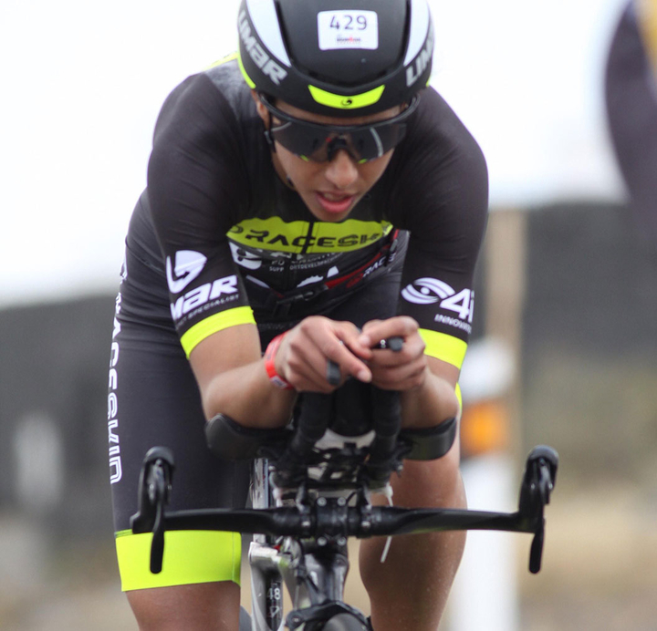 Ironman debut in Lanzarote