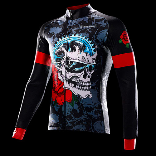 Product image of Bad to the Bone LS Jersey