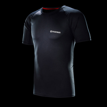 Product image of Raceskin Black Tech Tshirt