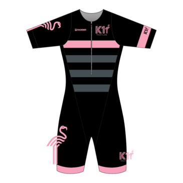 Product image of K1 - Speedsuit - Black/Pink