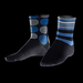 Product image of Raceskin - Mismatched Socks Blue.