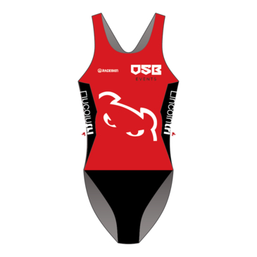 Product image of Lincoln Tri - Ladies Swim Costume