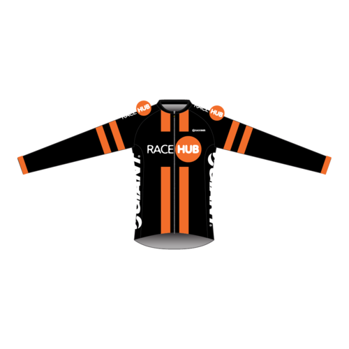 Product image of Race Hub - LS Cycle Jersey