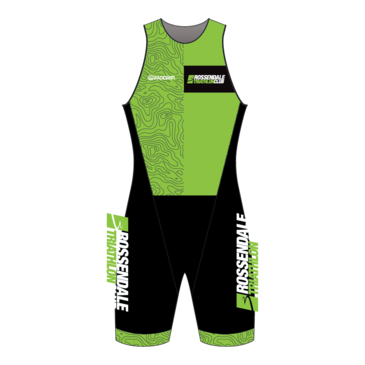Product image of Rossendale - Elite Tri Suit
