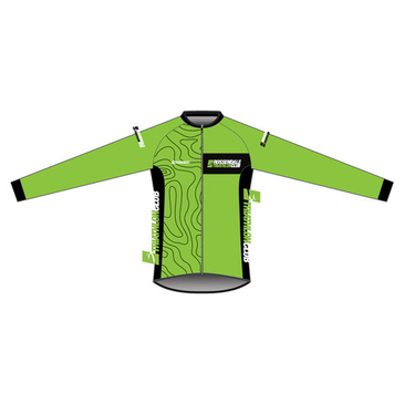 Product image of Rossendale - LS Cycle Jersey