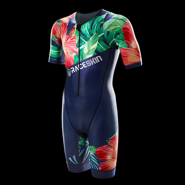 Product image of Ladies Floral Speedsuit