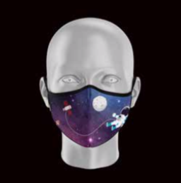 Product image of Childs Space Face Mask