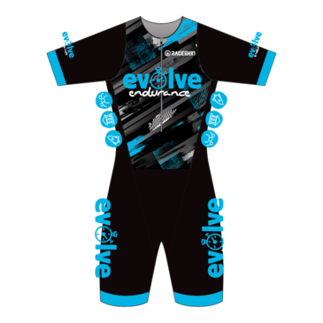 Product image of Evolve Endurance Speed Suit
