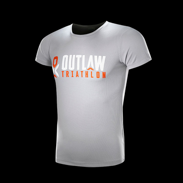 Product image of Outlaw Tri Grey Technical t-shirt
