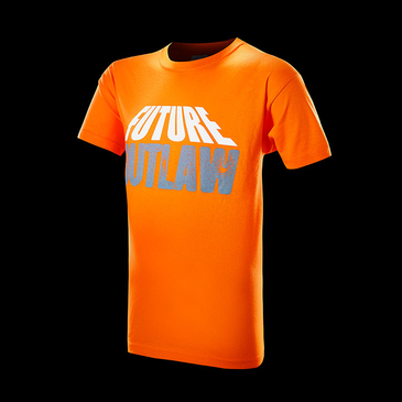 Product image of Future Outlaw Kids Orange T-shirt