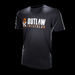 Product image of Outlaw Triathlon Black Performance T-shirt