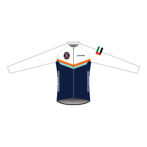 Product image of NFC - LS Cycle Jersey
