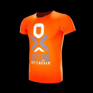 Product image of Outlaw Full Orange Performance T-shirt