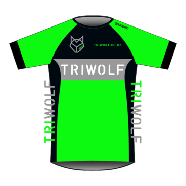 Product image of Tri Wolf - Run T-shirt