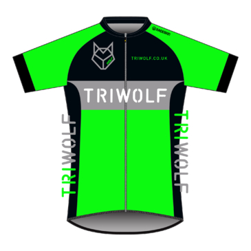 Product image of Tri Wolf - SS Cycle Jersey