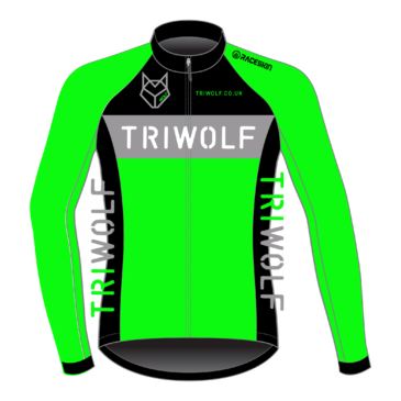 Product image of Tri Wolf - LS Cycle Jersey