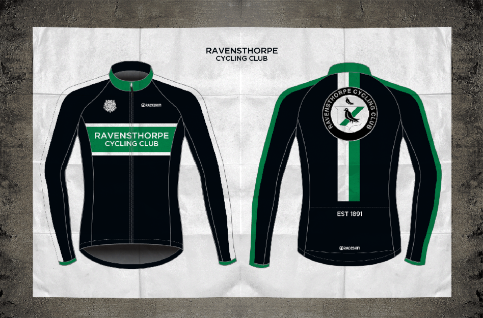 Ravensthorpe CC Winter Jacket