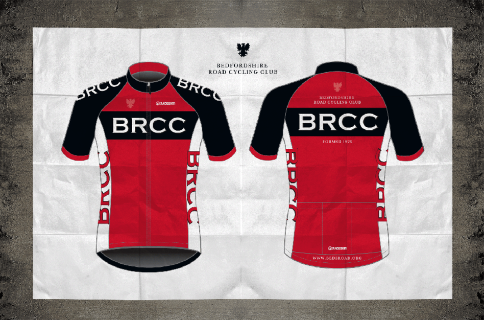 Bedfordshire Road CC - SS Jersey