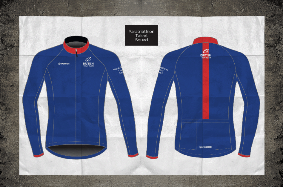British Triathlon Para Tri - Rain Jacket