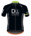 Product image of DO3 Team Short Zip Cycle Jersey